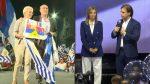 VIDEO | Martínez y Lacalle Pou rumbo a un balotaje por la presidencia en Uruguay