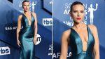 Fotos | Los detalles del look de Scarlett Johansson en los SAG Awards 2020