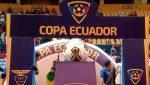 Se sortearon las llaves de la Copa Ecuador