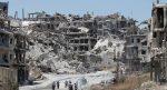 EE.UU., Francia, Alemania y el Reino Unido no reconstruirán Siria hasta cumplir condición