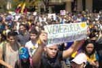 Hambre y violencia en Venezuela
