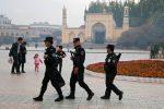 """China dice que ha detenido a 13.000 """"terroristas"""" desde 2014"""