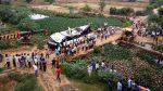 VIDEO   Al menos 29 muertos en un accidente de autobús en India