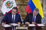 VIDEO | Perú y Colombia acuerdan lucha contra la corrupción, minería ilegal y narcotráfico