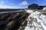 El cambio climático amenaza la existencia de los pueblos nativos de Alaska