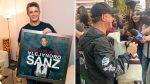 VIDEO   Así fue la llegada de Alejandro Sanz a Ecuador