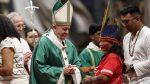 VIDEO | El papa Francisco inaugura el Sínodo de la Amazonía