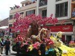 """Ambato celebra la """"Fiesta de la Fruta y de las Flores"""""""