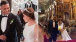 VIDEO | Así fue el matrimonio de Antonio Valencia en Quito