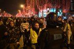 """Detenido uno de los líderes de los """"chalecos amarillos"""" en Francia"""