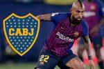 El sorpresivo guiño de Arturo Vidal a Boca Junior ¿El chileno llega a Argentina?