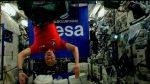 VIDEO |  Astronauta toca como DJ desde el espacio para un fiesta en la Tierra
