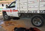 Brutal ataque contra un grupo de la Cruz Roja y la Policía en México