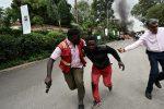 VIDEO: fin del ataque yihadista contra complejo hotelero en Kenia