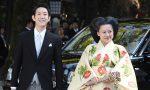 La princesa de Japón renunció a su título para poder casarse