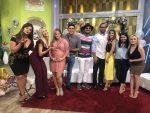 VIDEO | Así se celebró en televisión el baby shower de la esposa de Emilio Pinargote
