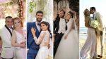 VIDEO | Las grandes bodas de la farándula que se dieron este 2019