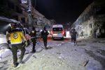 VIDEO | Bombardeos en bastión yihadista de Siria dejan 14 civiles muertos