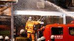 IMÁGENES: más de 40 heridos en una fuerte explosión en un restaurante de Japón
