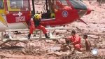 Jefe de empresa minera renuncia tras colapso de represa en Brasil