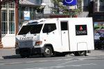 Conductor de camión desaparece en Francia con un millón de euros