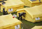 VIDEO: Colombia expulsa a venezolanos por disturbios en campamento