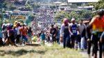 Quince mil hondureños preparan nueva caravana hacia EU