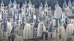 VIDEO: 580 castillos al estilo Disney abandonados en las montañas de Turquía