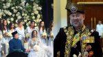 El rey de Malasia deja el trono tras su boda con ex Miss Moscú de 25 años