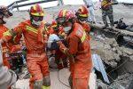 Se eleva a 29 el número de muertos por derrumbe de hotel utilizado para cuarentena en China