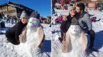 VIDEO   Así vive sus vacaciones Cinthya Coppiano en Europa junto a su esposo