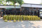 Policía de Guatemala decomisa 933 kilos de cocaína cerca frontera con México