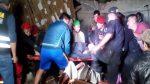 IMÁGENES: en Perú cerca de 15 muertos por colapso de pared en un hotel