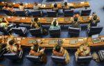 VIDEO: tibia recepción a indígenas en Congreso de Brasil