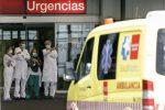 España:  950 fallecidos en 24 horas elevan la cifra total a más de 10.000 víctimas