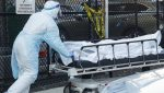 Nueva York vuelve a batir el récord por coronavirus con 799 fallecidos