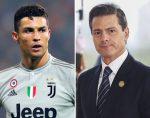El expresidente mexicano, Enrique Peña Nieto, ahora es vecino de Cristiano Ronaldo