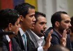 VIDEO: Guaidó critica reunión de canciller venezolano con Al Asad