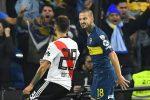 El golazo de Darío Benedetto que abrió el marcador en la final