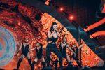 VIDEO | Reacción de los famosos durante el show de Dayanara Peralta en Viña del Mar