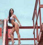 VIDEO: Denisse Arce ex 'Miss Colita' rechaza enfrentamiento que se dio en el concurso