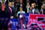 Presentan nueva denuncia contra Trump… por beso indeseado