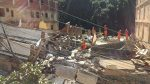 VIDEO | Brasil: al menos dos personas murieron por el derrumbe de dos edificios