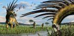 Argentina | Descubren dinosaurio que tenía espinas gigantes en el cuello
