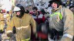 Interrumpen en Rusia búsqueda de desaparecidos de accidente en edificio