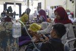 VIDEO: enfermedades afectan a supervivientes del tsunami en Indonesia