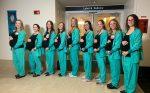 Nueve enfermeras de la sala de partos de un hospital de EE.UU. están embarazadas al mismo tiempo
