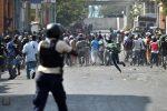 VIDEO: un joven muere en nuevos y violentos enfrentamiento en Haití