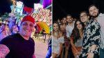 VIDEO | Los famosos compartieron en sus redes sociales el fin de año