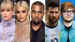 Los 10 famosos mejor pagados del mundo según la revista Forbes